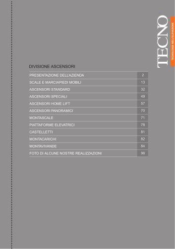 Tecno Catalog