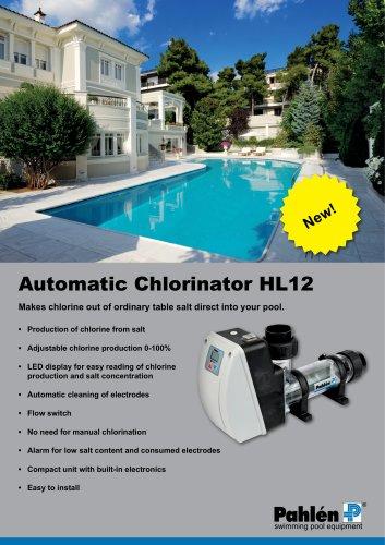 Automatic Chlorinator HL12