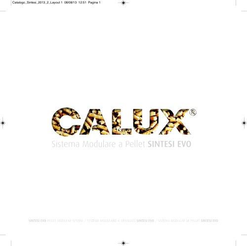 Catalogo Sintesi 2013