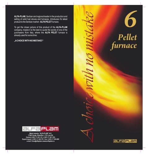 Pellet furnaces