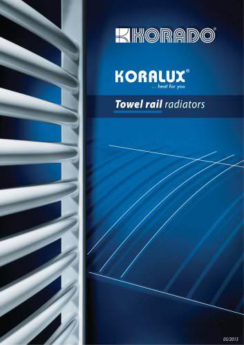 Catalogue KORALUX®