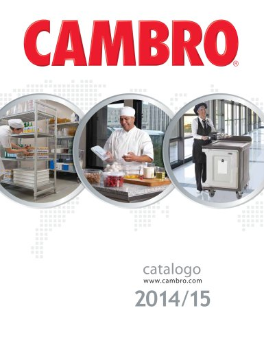 Catalogo 2014/15