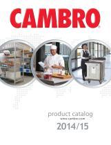 Product catalog 2014/15