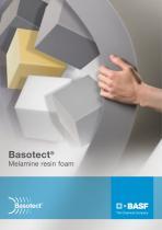 Basotect® Melamine resin foam