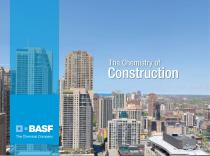 The Chemistry of Construction