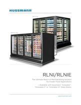 Supermarkets:frozen RLNI, RLNIE