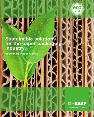 ecovio FS Paper C 1500