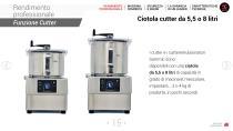 Combi Tagliaverdure + cutter - 15