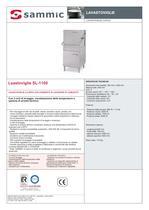 Laastoviglie SL-1100 - 1