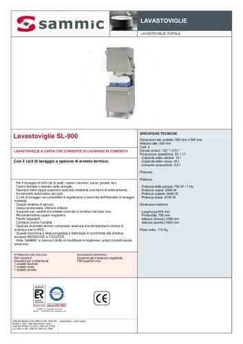 Lavastoviglie SL-900