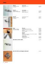 Catalogo Cerniere e Sistemi - 10