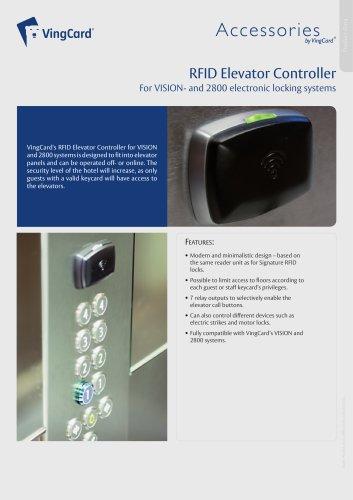 VISION Elevator Controller Datasheet