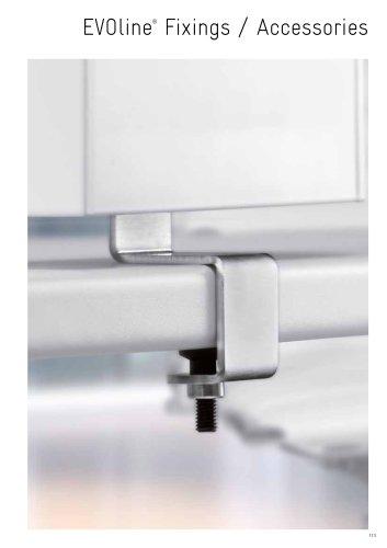 EVOline® Fixings / Accessories