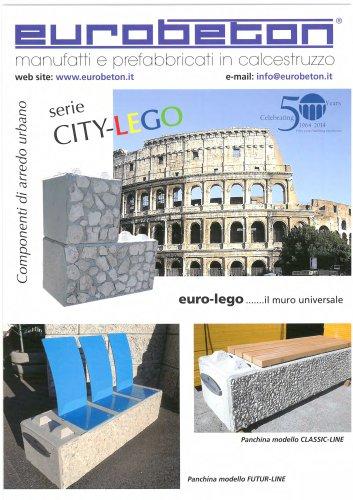 serie city lego