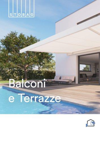 Balconi Terrazze Stobag Catalogo Pdf Documentazione