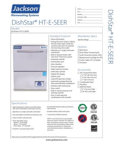 DishStar® HT-E-SEER