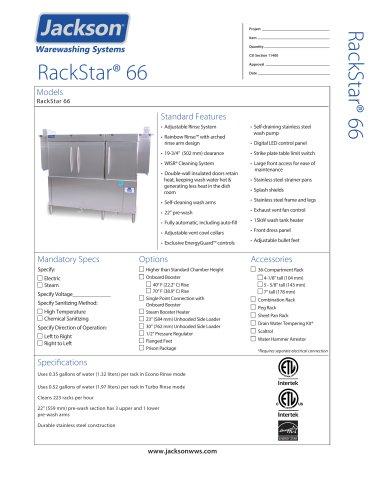 RackStar® 66