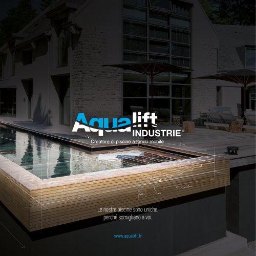 Brochure AQUALIFT (Italian)