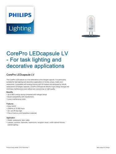 CorePro LEDcapsule LV