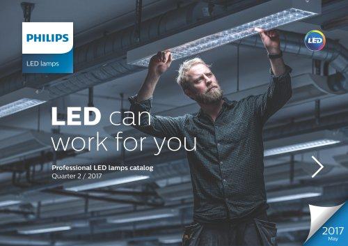 LED Lamps catalog Q2