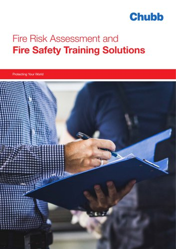 Fire Risk Assessment and Fire Safety Training Solutions