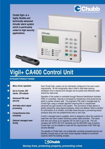 Vigil+ CA400 Control Unit