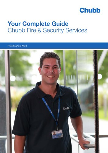 Your Complete Guide Chubb Fire & Security Services