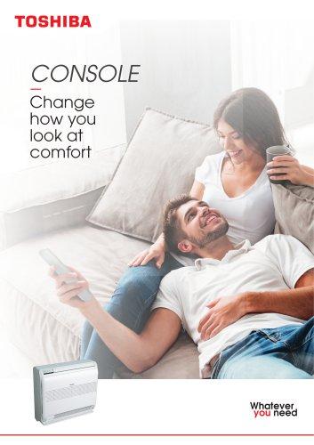R32 Bi-flow Console Brochure