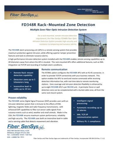 FD-348R Brochure