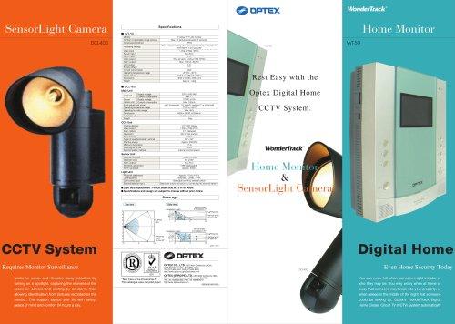 OPTEX Home Monitor
