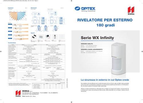 WX Infinity series
