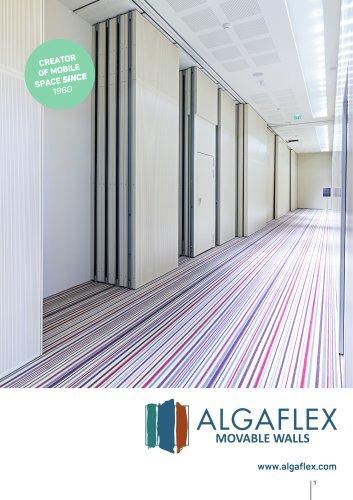 Catalogue produits Algaflex 2017