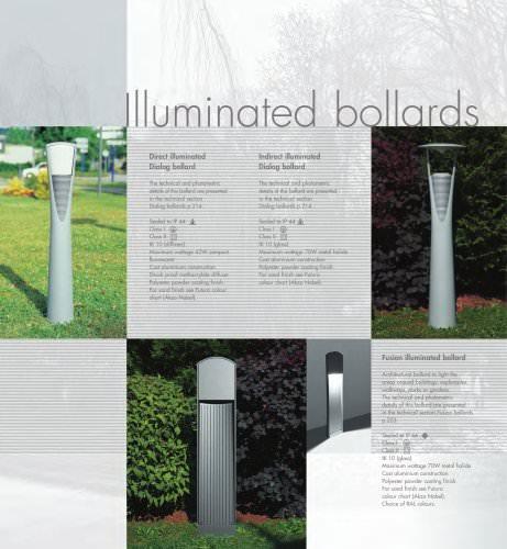 Bollards: Fusion & Dialog