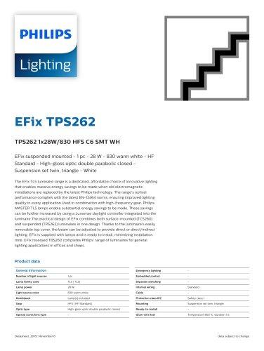 EFix TPS262