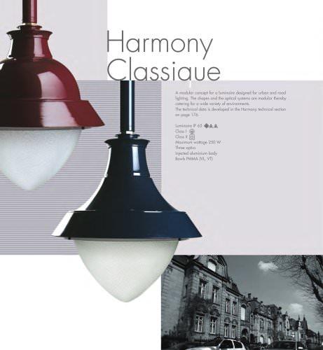 HARMONY CLASSIQUE