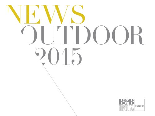 News outdoor collection 2015