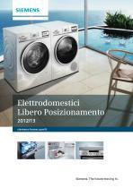 Elettrodomestici Libero Posizionamento 2012/13