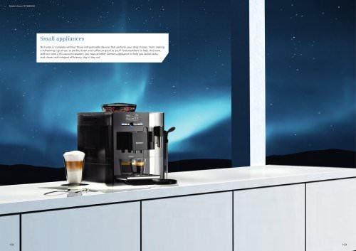 Freestanding Small Appliances
