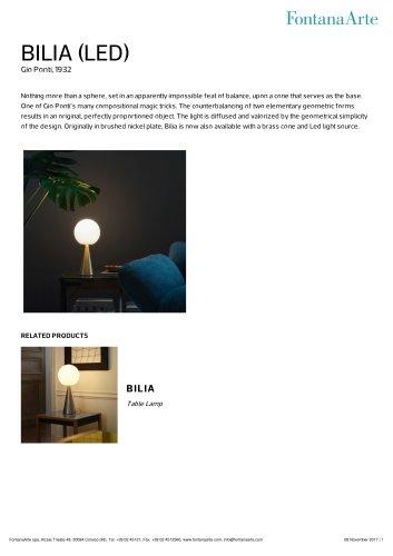 BILIA (LED)