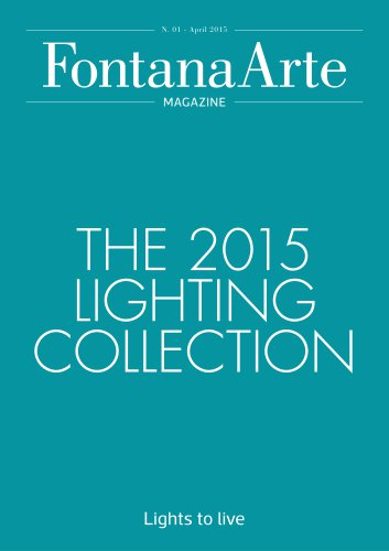 The 2015 lighting Collection