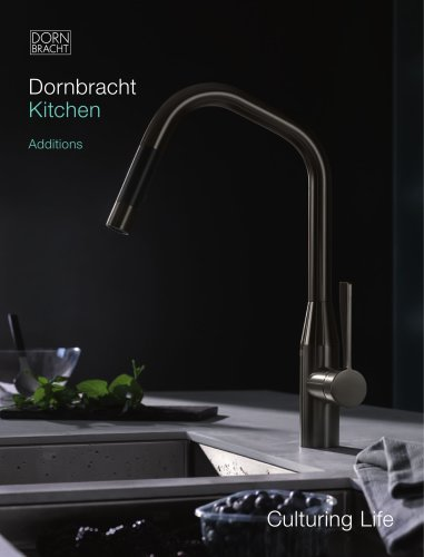 Dornbracht Kitchen Additions