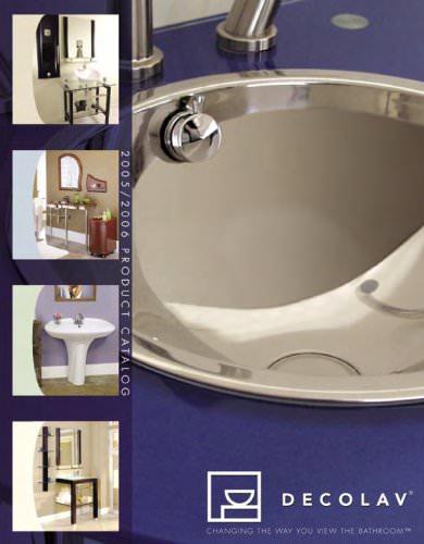 Product Catalogue 2005/2006