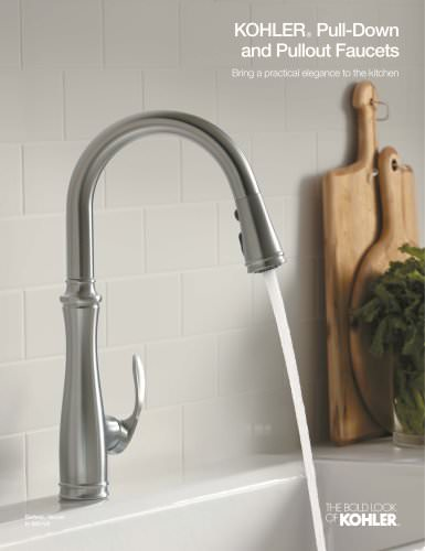 Kitchen Faucet Brochure (Pulldown/Pullout)