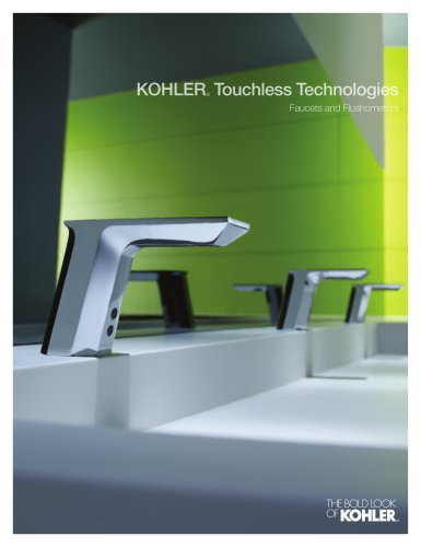 Touchless Technologies Brochure