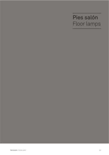 catalogue gen2012/01: floor lamps