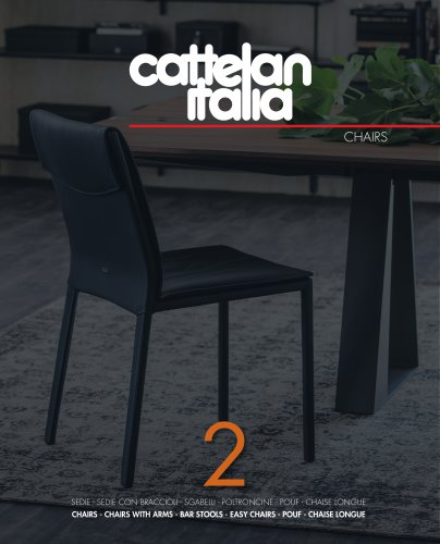 Chairs - 2016 General Catalogue