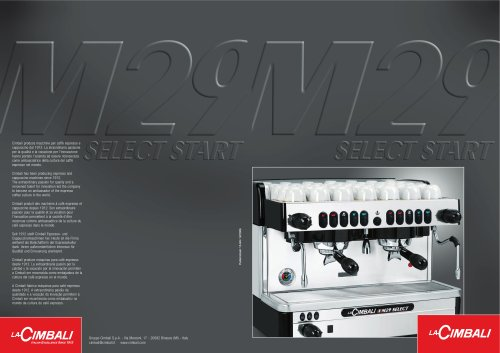 M29 Select Start