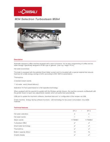 M34 Selectron Turbosteam Milk4