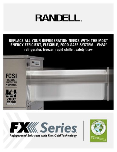 FX Series Brochure