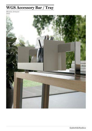 WGS Accessory Bar / Tray